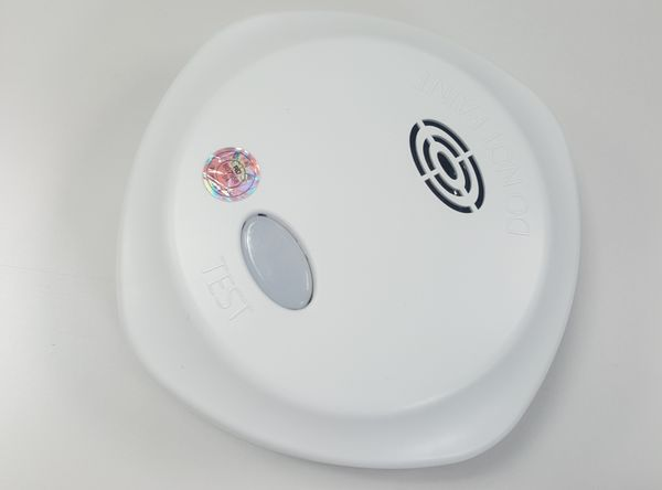 NQ3S Single Station Smoke Detector from HOLTEK