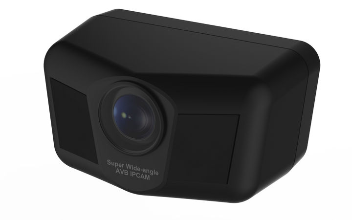 HD Ehternet Camera from Alpha Networks