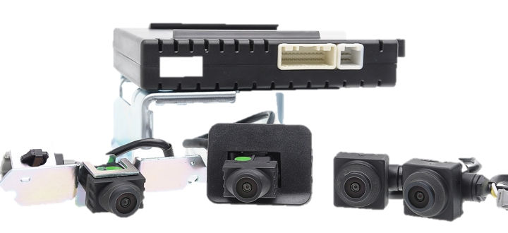 3D AVM (Around View Monitoring) System from Winwise Tech